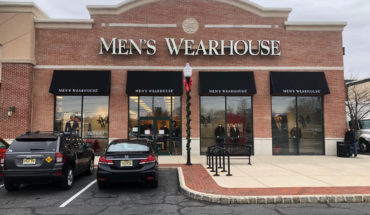 Men's Warehouse Awnings