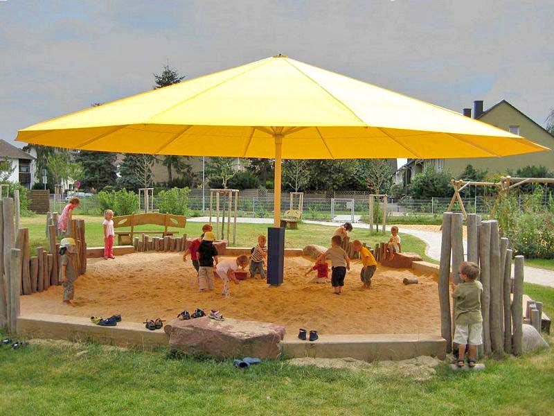 Giant Umbrellas