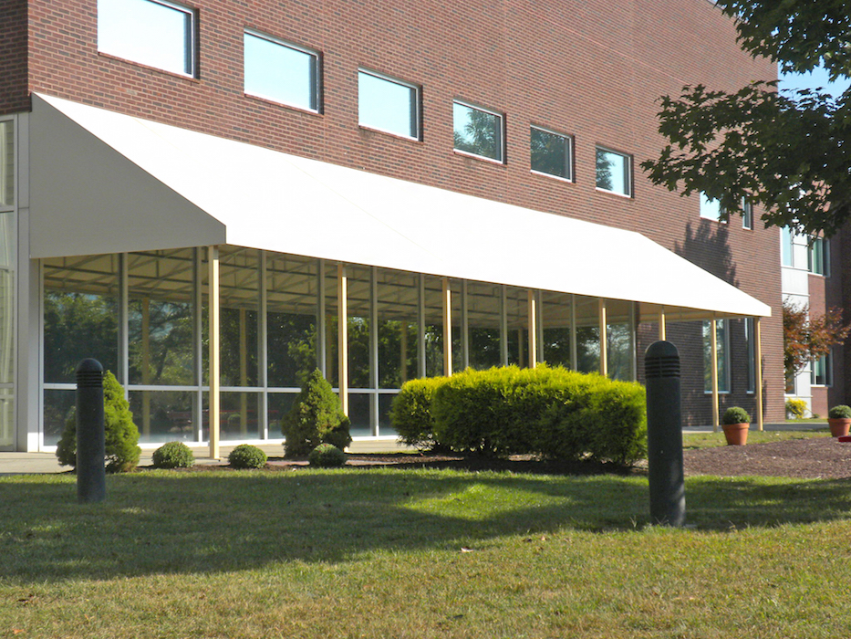 Commercial Stationary Awning