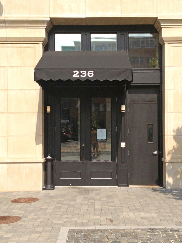 Entrance Canopy in NY | New York & NY Commercial Awning ...