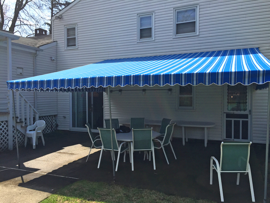 Residential Awnings Stationary Awning